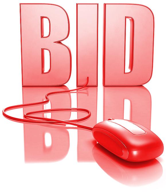 bid online greenville